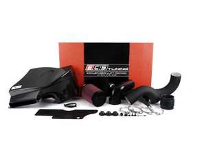 """ES#3494040 - 018611ecs0102KT - Kohlefaser Luft-Technik Intake System - With Carbon Fiber Box & Wrinkle Black Aluminum Tubes - In House Engineered """"Air Technology"""" Featuring a Carbon Fiber Airbox, reusable air filter, 3.0"""" tubes and a CNC MAF housing for maximum performance and stunning aesthetics! - ECS - Volkswagen"""