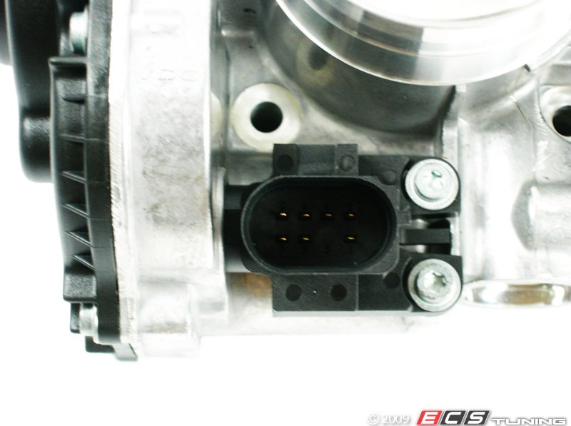 Genuine Volkswagen Audi - 06a133066e - Throttle Body Assembly (06a 133 066 e)