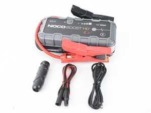 ES#4055329 - NOCGB70 - Noco Genius Boost HD 2000A 12V Lithium Jump Starter - The GB70 is a compact, yet powerful lithium-ion jump starter for 12-volt batteries. - NOCO - Audi BMW Volkswagen Mercedes Benz MINI Porsche