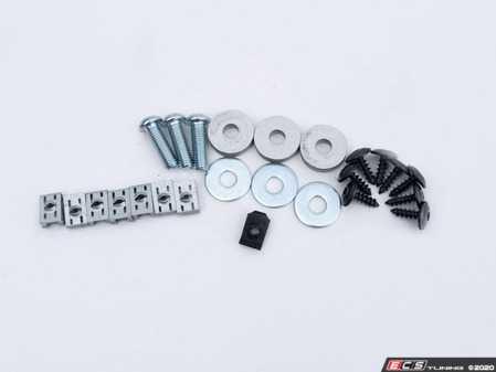 ES#4136091 - 027055ECS02 -  Street Shield Hardware Kit - Replacement hardware kit for your ECS Street Shield - ECS - Volkswagen