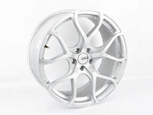 """ES#4138707 - WHL00008sd - 20"""" A01 Flow Formed Wheel - Priced Each - *Scratch And Dent* - 20""""x9.0"""", ET42, 5x112, 23.6lbs - Hyper Silver Finish *Please see description prior to ordering* - APR - Audi Volkswagen"""