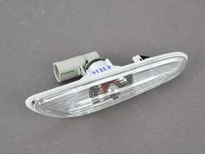 ES#2568253 - 63137253326 - Additional Side Light with White Lens - Fender mounted marker light - Genera - BMW
