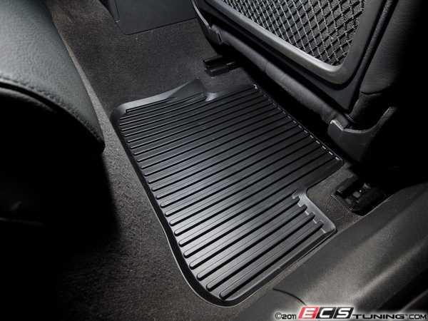 Genuine Volkswagen Audi 8k0061511041 Rear All Weather