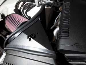 ES#2089875 - 69-9505T - Typhoon Air Intake Kit - Add instant power to your B8 2.0T - K&N - Audi