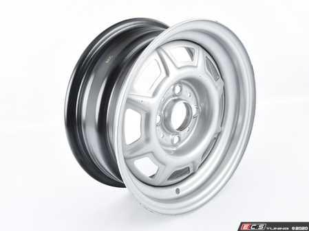 """ES#4141610 - 36111116430sd2 - Steel Wheel - Priced Each - *Scratch And Dent* - 13x5 1/2"""" ET 18 - Genuine BMW - BMW"""