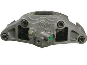 ES#4141670 - 4b0615124aKT - Remanufactured Front Brake Caliper - Right - Restore the stopping power in your vehicle - Price includes $47.00 core charge - Cardone - Audi