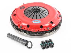 ES#4045613 - K70693F-SS-O - Stage 3 Daily Clutch Kit - With Steel Flywheel - Designed for high-powered street cars while capable enough to handle the track. Conservatively rated at 400ft/lbs. - South Bend Clutch - Volkswagen