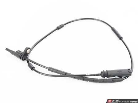 ES#4070695 - 34526791225 - Rear ABS Wheel Speed Sensor - Priced Each - Replace your ABS/DSC Wheel Speed sensor to restore traction control and ABS braking. - ATE - BMW