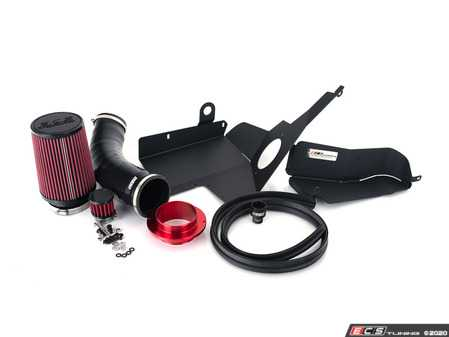 ES#4141722 - 028296ECS01 - Audi C7 A6/A7 3.0T Luft-Technik Intake System - Engineered for increased engine performance with show quality looks - ECS - Audi