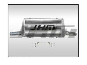 """ES#4045994 - JHM-B820TFMIC - JHM Front Mount Intercooler Kit - Featuring a robust 3"""" thick core, ensuring the best cooling performance possible - Requires no trimming or cutting of the bumper! - JH Motorsports  - Audi"""
