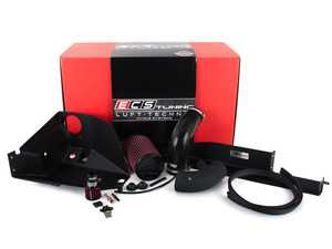 """ES#3660411 - 027014ECS01-01 -  MK7 Jetta 1.4T Luft-Technik Intake System - In House Engineered """"Air Technology"""" Featuring a Dual Air Inlet Scoop, Silicone Turbo Inlet Hose and High Flow Air Filter - ECS - Volkswagen"""