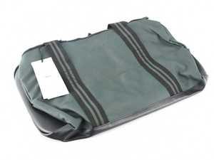ES#3442701 - 80222454540 - MINI JCW Duffle Bag - Racing Green  - Travel bag in MINI JCW Style - Genuine MINI - MINI
