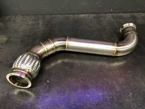 ES#4143554 - M20DPIPE - M20 Turbo Downpipe - E30 - Upgrade your E30 with a Turbo Downpipe built right here in the US! - Mint Performance - BMW