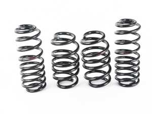ES#4046000 - JHM-B8A4S4SSLS -  JHM S-Series Lowering Springs - Designed to enhance the look of your vehicle, improve driveability while retaining driver comfort, and increase your vehicles handling capability - JH Motorsports  - Audi