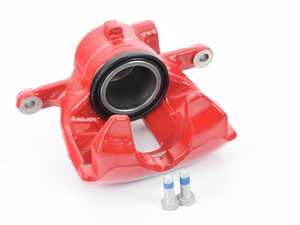 ES#4142125 - 34116770192SD - Caliper Housing JCW - Front Right - *Scratch And Dent* - Attaches to the brake carrier - Genuine MINI - MINI