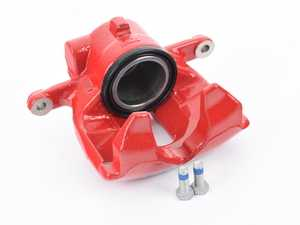 ES#4142124 - 34116770191sd - Caliper Housing JCW - Front Left - *Scratch And Dent* - Attaches to the brake carrier - Genuine MINI - MINI