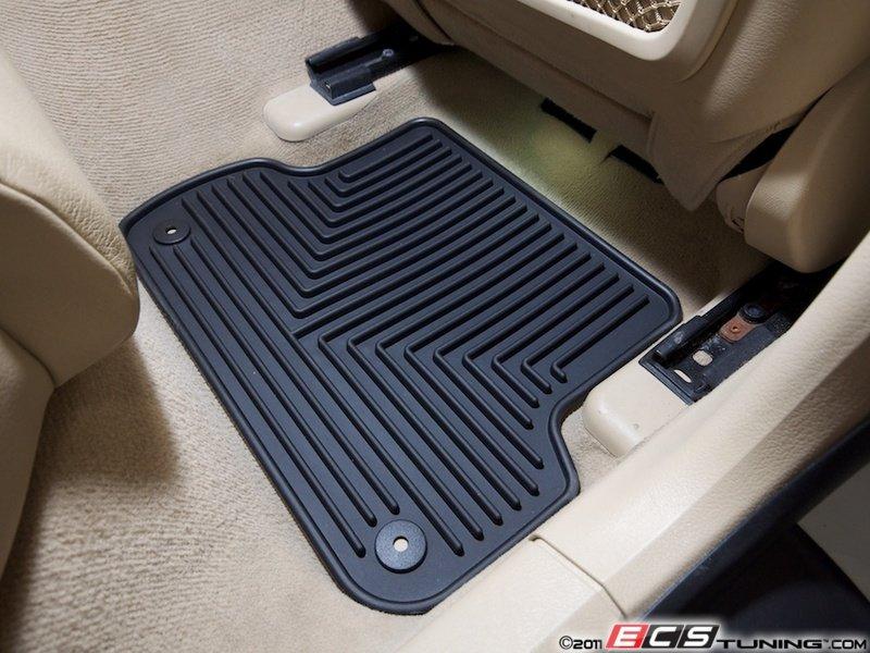 Ecs News Audi B7 Rs4 All Weather Floor Mats