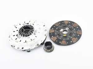 ES#4144961 - 03148-HDFF-Dsd - Stage 3+ FX350 Clutch Kit - *Scratch And Dent* - Features the Power Plus I Pressure Plate with Clutch Masters New Formula Button disc - 110% increased holding capacity - Clutch Masters - BMW