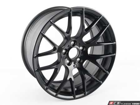 """ES#4144955 - 36112284150sd2 - 19"""" Competition Package Style 359 Wheel - Matte Black - *Scratch And Dent* - 19x9 ET31 72.6 CB - Genuine BMW - BMW"""