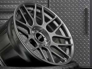 "ES#4056208 - ARC8R179535AKT - 17"" APEX ARC-8R Square Wheel Set - Anthracite - The APEX forged ARC-8R is a significant step forward. Now lighter and stronger than the original flow formed version and with completely redesigned barrel profiles that clear big brakes. 17x9.5 ET35 72.5CB. - APEX Wheels - BMW"