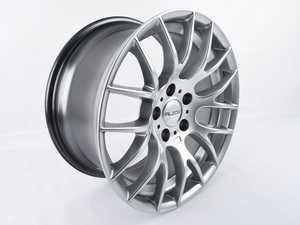 "ES#4142112 - 030-2sd2 - 18"" Style 030 (18x9, ET35, 5x120, 72.6CB) Hyper Silver - *Scratch And Dent* - Single Wheel! - Alzor - BMW"