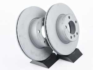 ES#4143509 - 34116792219sd2 - BRAKE DISC Pair - *Scratch And Dent* - Zimmermann - BMW