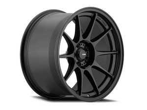 """ES#4147762 - DK87100455KT - 17"""" KONIG Dekagram Flow Formed Wheel Set - Semi Matte Black  - 17x8 4x100 ET45 with correct hubcentric ring for the 56.1CB fitment - Konig - MINI"""