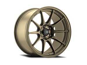 "ES#4147263 - DK75100358KT - 15"" KONIG Dekagram Flow Formed Wheel Set - Gloss Bronze - 15x7.5 4x100 ET35 with correct hubcentric ring for the 56.1CB fitment - Konig - MINI"