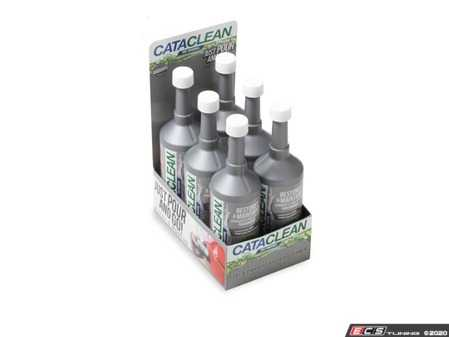 ES#4147387 - 120007-6 - CATACLEAN - The Original Science - 6-Pack - Patented & EPA approved Complete Engine, Fuel and Exhaust System Cleaner Reduces Emissions and Improves Overall Engine Performance! Buy more and save! - CATACLEAN - Audi BMW Volkswagen Mercedes Benz MINI Porsche