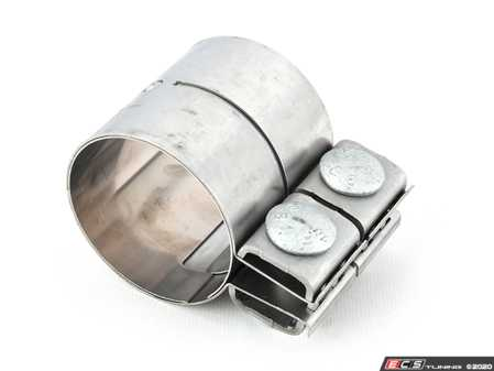 ES#3184637 - 18307536426 - 65mm Exhaust Clamp - Priced Each - Used to seal exhaust components - HJS - BMW MINI