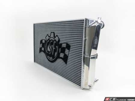 ES#4147448 - 7078LT - Race-Spec Aluminum Radiator - Featuring an all-aluminum tank and core. Lower engine temperatures mean more power and longer life of engine components! - CSF - BMW
