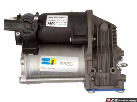 ES#3219181 - 10-256510 - B1 OE Replacement Air Ride Compressor - Designed to replace the original air suspension compressors. - Bilstein - BMW