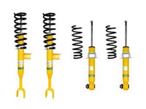 ES#3410483 - 46-264749 - B12 Pro-Kit Suspension System - Expertly matched performance Eibach Pro-line lowering springs and Bilstein shock/strut package for a dramatic increase in performance handling. World-famous Bilstein quality with a limited lifetime warranty! - Bilstein - BMW