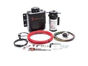 ES#4147548 - SN0-210 - Stage 2.5 Boost Cooler Progressive Water-Methanol Injection Kit - Red High Temp Nylon Tubing & Quick-Connect Fittings - SnowPerformance -