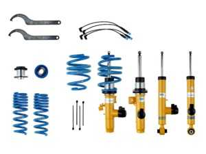 ES#4137233 - 49-255935 - Bilstein B16 (DampTronic) - Suspension Kit - Features ride height adjustability with dampers compatible with OE electronic damping systems. - Bilstein - BMW