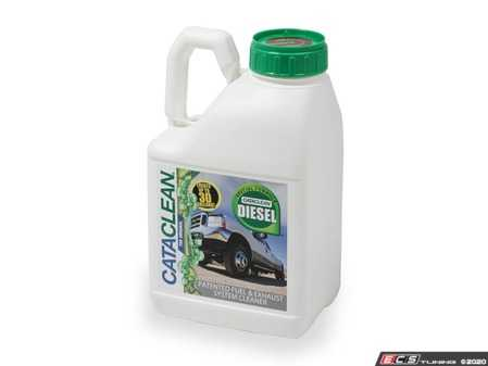 ES#4147602 - 120018D - CATACLEAN DIESEL - 3L Bulk Jug - Patented & EPA Approved Engine, Fuel and Exhaust System Cleaner lowers particulate emissions and reduces risk of DPF clogging - 3L Bulk Jug treats up to 30 gallons of Diesel! - CATACLEAN - Audi BMW Volkswagen Mercedes Benz Porsche
