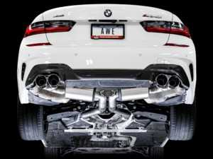 ES#4147597 - 3015G20M340 - AWE Touring Edition Exhaust - Free up power and unleas your BMW's naturally agressive B58 exhaust tone! - AWE - BMW