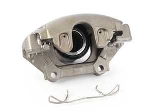 ES#3990709 - L1817 - Remanufactured Brake Caliper - Front Right - All new premium boots and seals are used, along with high-temperature silicone lubricant on the caliper pins for long life. - Power Stop - Audi Volkswagen
