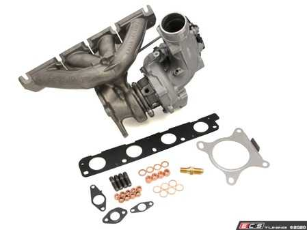 ES#4147660 - 034-145-1016 - R420 Turbo Upgrade Kit & Tuning Package - The R420 Turbo Kit was designed for the track day enthusiast looking for increased horsepower and torque throughout the powerband, without sacrificing response and reliability. - 034Motorsport - Volkswagen