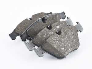 ES#3035397 - 34116794920 - Front Brake Pad Set - High quality brake pads from OEM Hella. - Hella - BMW