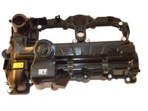 ES#4057178 - 11127588412 - Valve Cover - with PCV Valve - Hamburg Tech - BMW