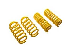 ES#4147809 - 28220278 - Lowering Spring Set - ST Sport Springs lower the center of gravity to reduce body roll in corners and limit weight transfer under acceleration. - Suspension Techniques - BMW