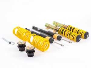 ES#4148223 - 18220011 - ST XA Performance Coilover System - Height And Rebound Adjustable - E36 - Need to get low? ST coilovers feature a continuous thread construction for height adjustment from moderate to eXtreme! - Suspension Techniques - BMW