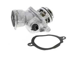 ES#2897953 - 2722000115 - Thermostat Assembly - Includes new gasket - Vemo - Mercedes Benz