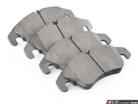 ES#4147540 - 8R0698151 - Front Brake Pad Set - Restore the stopping power in your vehicle - ATE - Audi