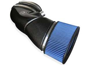 ES#2748620 - 54-31662-C - AFe MagnumFORCE Pro 5R Carbon Fiber Air Intake - Protect your engine and improve air flows for increased performance - AFE - BMW