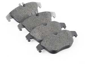 ES#4147654 - 0054205120 - Rear Brake Pad Set - Does not include brake pad wear sensors - ATE - Mercedes Benz