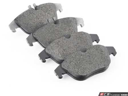 ES#4147654 - 0054205120 - Rear Brake Pad Set - Does not include brake pad wear sensors - ATE - Mercedes Benz