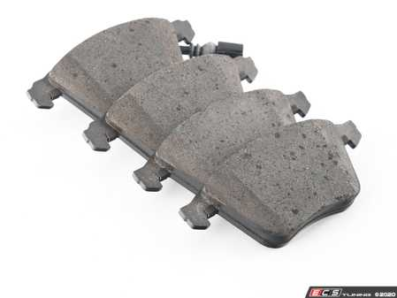 ES#2158101 - 8J0698151F - Front Brake Pad Set - Includes wear sensor - ATE - Audi Volkswagen