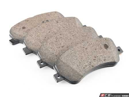 ES#4147553 - 0074207420 - Front Brake Pad Set - Restore your vehicles stopping power - ATE - Mercedes Benz